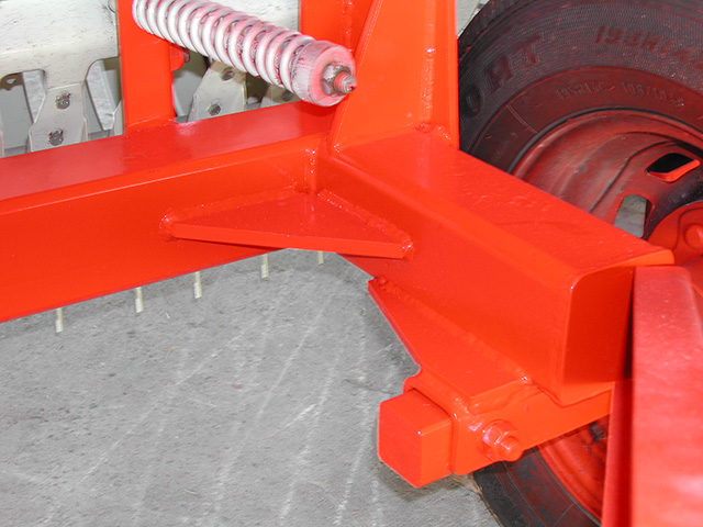 Strong and Durable Axle